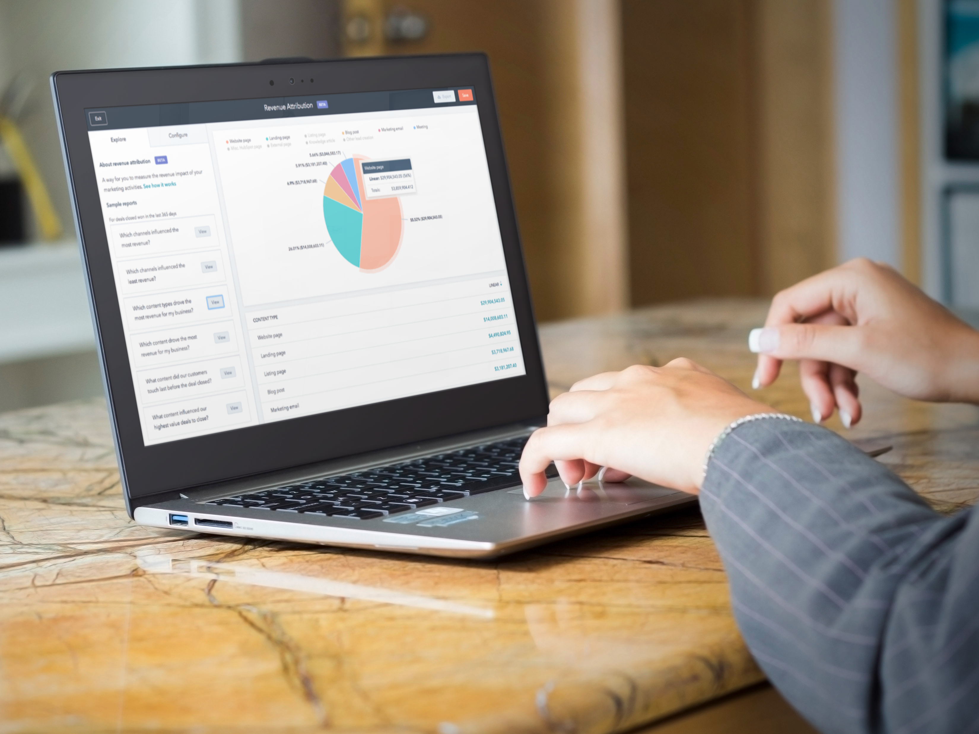 HubSpot's New Multi-Touch Revenue Attribution Reporting Explained